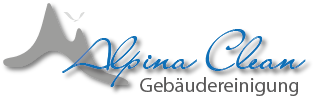 Alpina Clean Gebäudereinigung Logo